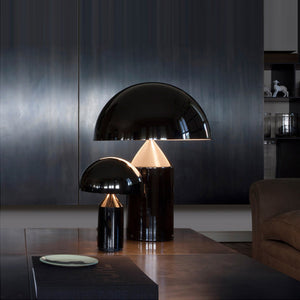 A1 Italy City design table lights luxurious award hotel living room bedroom table lamp mushroom lamp design desk lamps