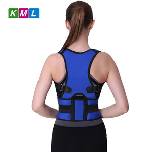 Adjustable Adult Corset Back Posture Corrector Back Shoulder Lumbar Brace Spine Support Belt Posture Correction BKL01
