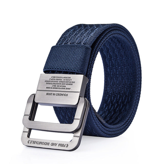 Brand men belts high quality designer tactical belt casual canvas belts fashion Military Equipment Strap for men