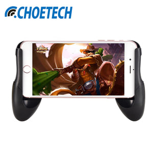 CHOETECH Mobile Phone Stand Adjustable 4.5-6.5 Inches Game Control Phone Holder Universal For Android iPhone Smartphone