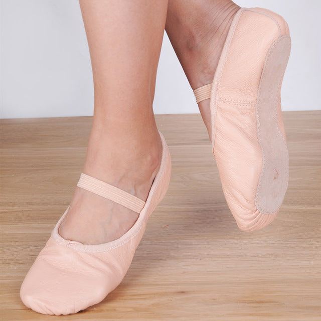 Dongjak According The CM To Buy Ballet Shoes Canvas Flat Slippers  Pink Black salsa Ballet dance Shoes For Girls Children Woman