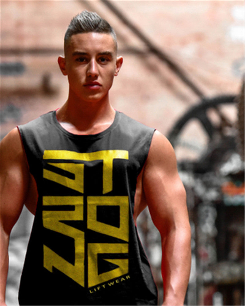 Fitness Men Tank Top Army Camo Camouflage Mens Bodybuilding Stringers Tank Tops Singlet Brand Clothing strongliftwear