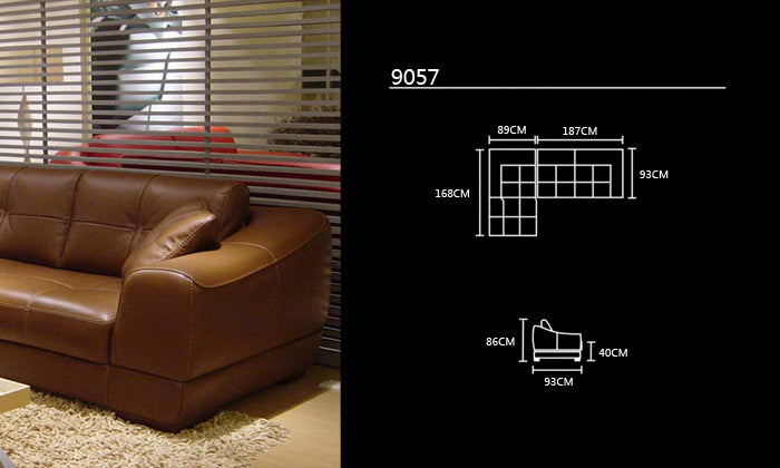 Free Shipping 2013 Euro Modern Design Living Room furniture Small L Shaped Genuine Leather corner sofas Confortable sofa corner