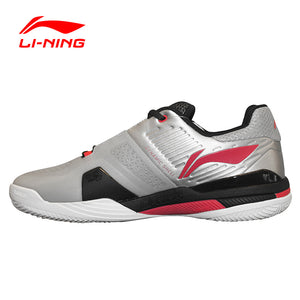 Li-Ning Men's Professional Tennis Shoes Cushioning Breathable Stability Support Sneakers Sports Shoes Li-Ning ATAK007 XYW011
