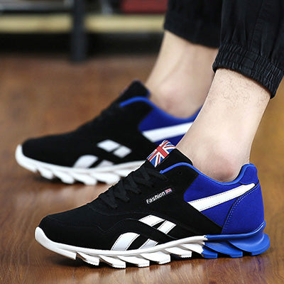 Men Casual Shoes Spring Autumn Breathable Mens Flats Shoes Zapatillas Hombre Fashion Shoes Male