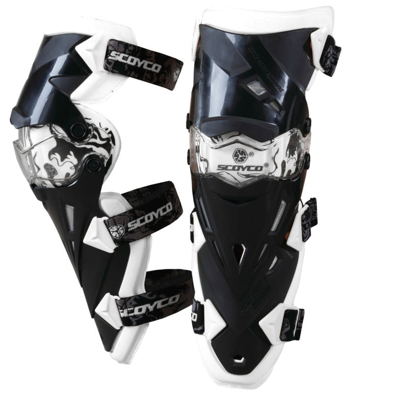 Motorcycle Protective kneepad Scoyco K12 Knee Protector equipment joelheiras de motocross CE Approval Guards racing 5 Colors