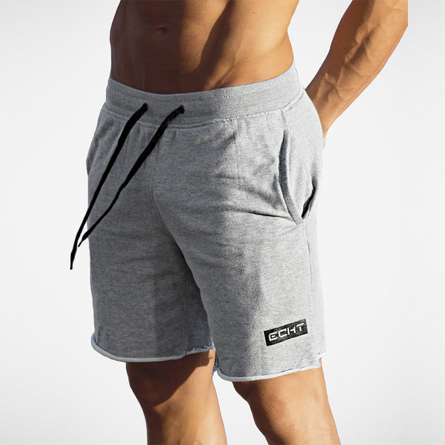 New Brand High Quality Men shorts Bodybuilding Fitness Gasp Gyms Aesthetics basketballRunning workout jogger shorts golds