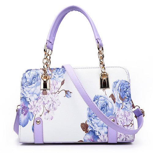 Pochette luxury Painting flowers Chain Women Bag famous designer purses and handbags ladies hand bags dollar price sac a main