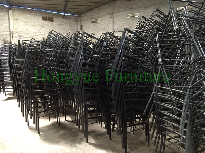 Round rattan dining set table chairs