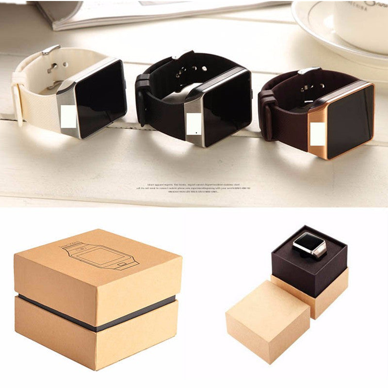 WLNGWEAR Original Box DZ09 Smart Watch Electronics Wristwatch For Xiaomi Samsung Phone Android Smartphone Health Smartwatch