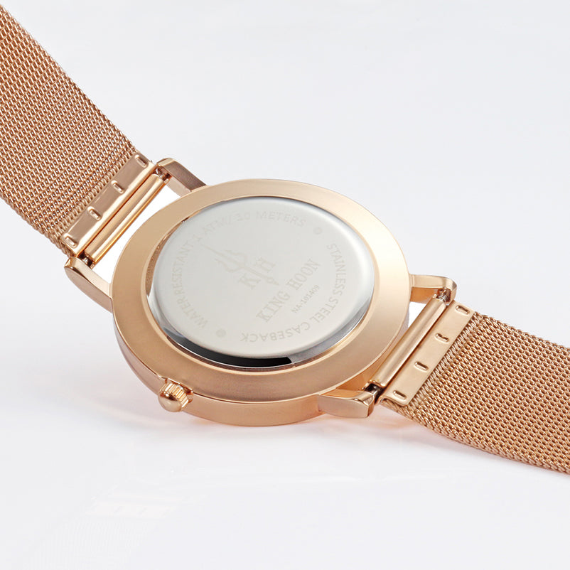 Women Watches Brand Top Luxury Ultrathin 40mm Casual Rose Gold Quartz Wristwatches Relogio Feminino Montre Femme Relojes