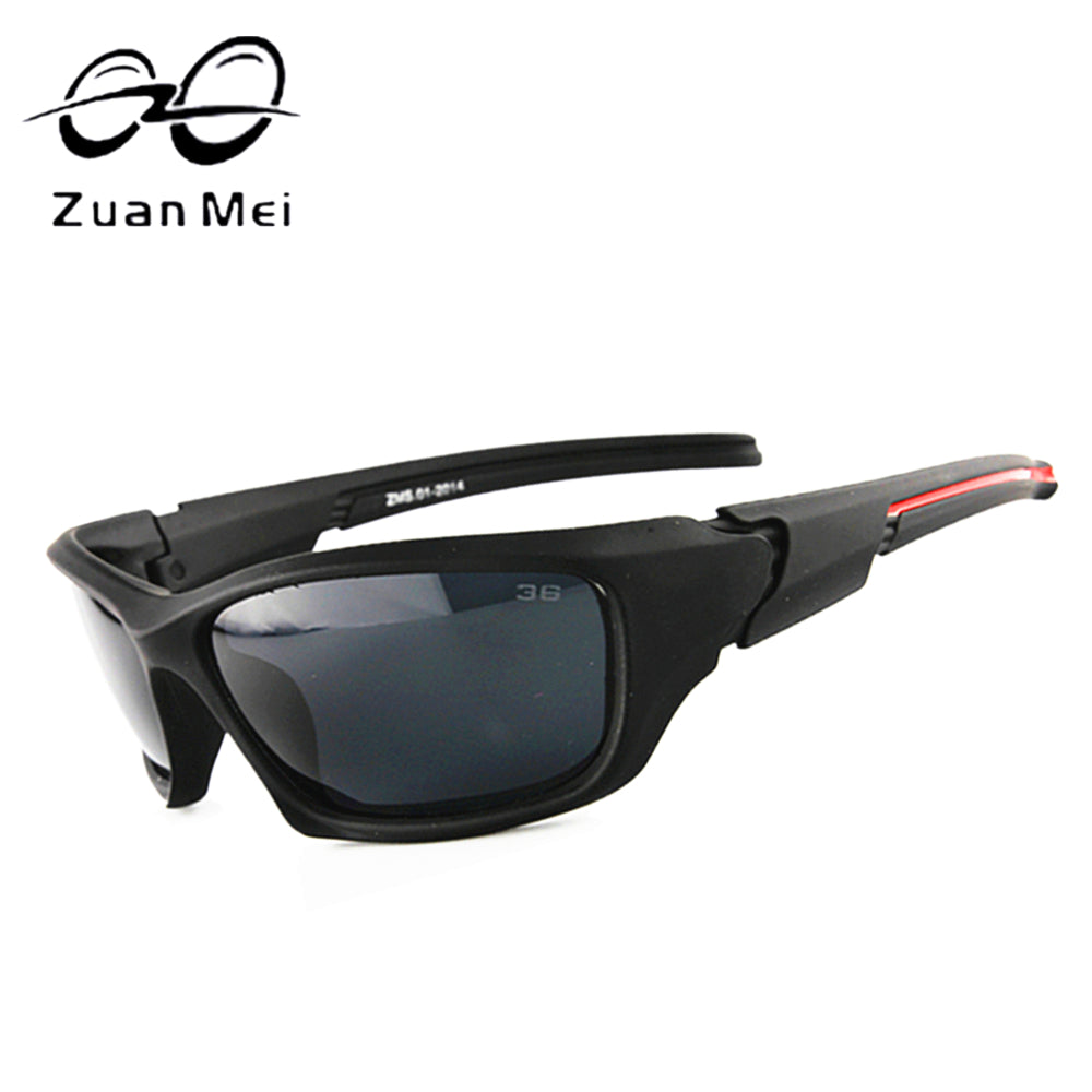 Zuan Mei Brand Night Vision Polarized Sunglasses Men Driving Sun Glasses For Women Hot Sale Quality Goggle Glasses Men ZM01