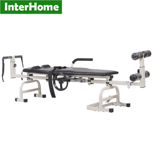 New Therapy Massage Bed Table cervical and lumbar traction bed, body stretching device Cervical lumbar fatigue and minor injurie