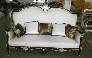 wooden carved sofa furniture couch/velvet cloth chairs living room sofa /fabric  3 seater chesterfield