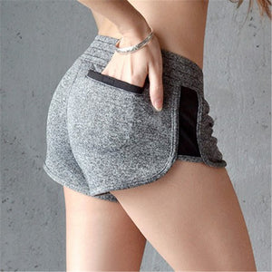 sho  Seven color women shorts FemaleSummer printed 2017 fashion women shorts  leisure cool women exercise fitness booty shorts