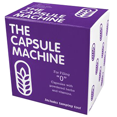 The Capsule Machine #0 - Capsule Connection - Nootrópicos México  - 1