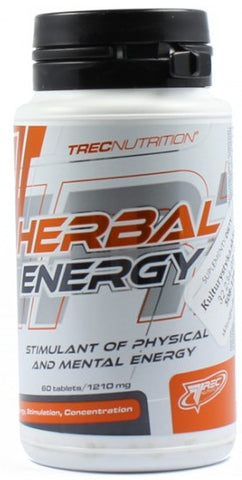 Herbal Energy - TrecNutrition