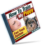How To Train My Puppy DVD - FREE Slip Leash Included