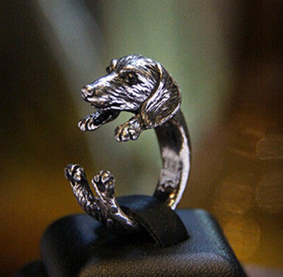 Vintage Dachshund Ring - FREE - Just Pay Shipping