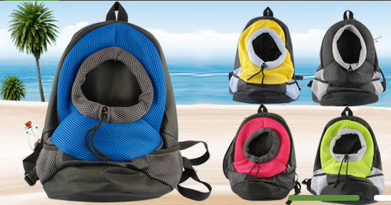 Dog Outdoor Travel/Carrier Backpack