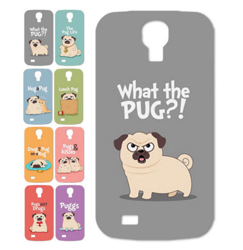 PUG THUG LIFE Galaxy S3/S4 Cases - FREE Shipping!