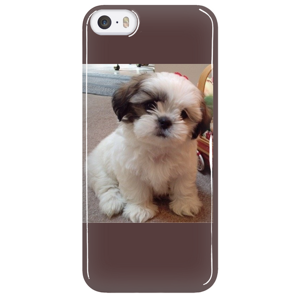 Custom iPhone 5, 6, 6+ Dog Cases