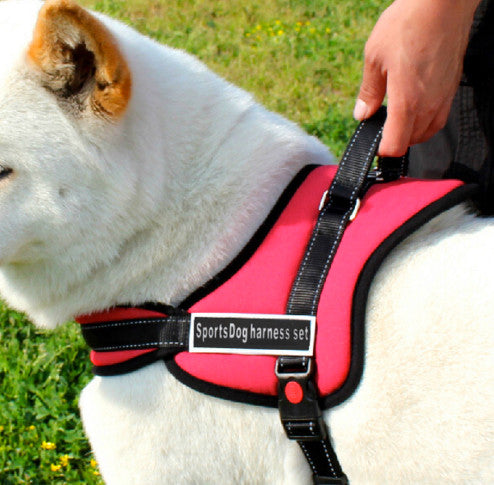 Cool Comfort Nylon No Pull Training Harness