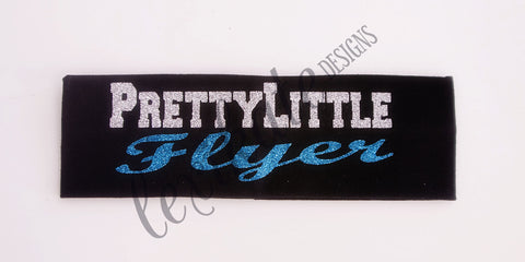 Pretty Little Flyer Headband - LexiKateDesigns