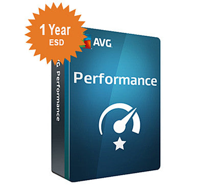 AVG Performance Pro - 1-Year Unlimited Devices ESD