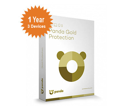 Panda Gold Protection 2016 - 1 - Year 3 - Devices