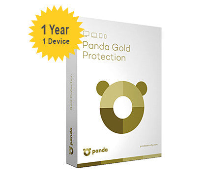 Panda Gold Protection 2016 - 1-Year 1-Device