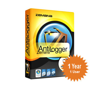 Zemana AntiLogger 1-Year 1-User