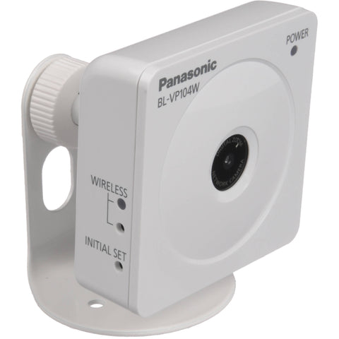 Panasonic 1 Megapixel Network Camera - Color, Monochrome - 1280 x 720 - CMOS
