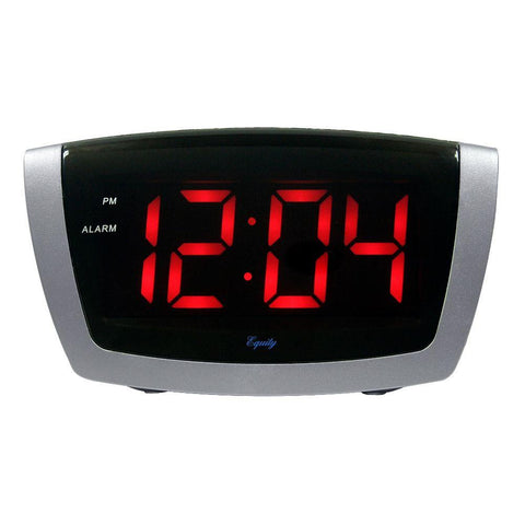 1.8inch Red LED Alarm Hi/Lo Dimmer Repeat/Ascend Snooze Battery