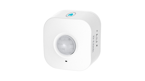 D-Link mydlink Wi-Fi Motion Sensor - Wireless IrDA - White