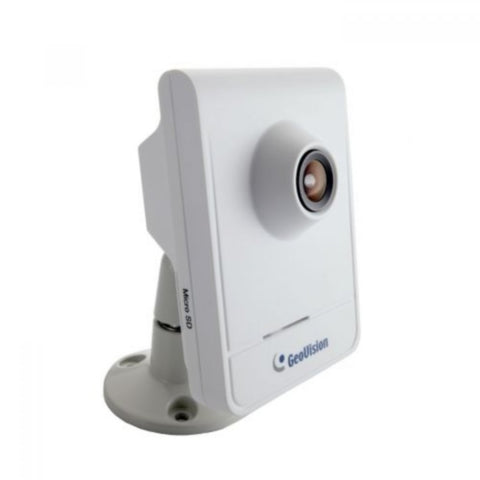 GeoVision GV-CB120D Network Camera - Color - M12-mount
