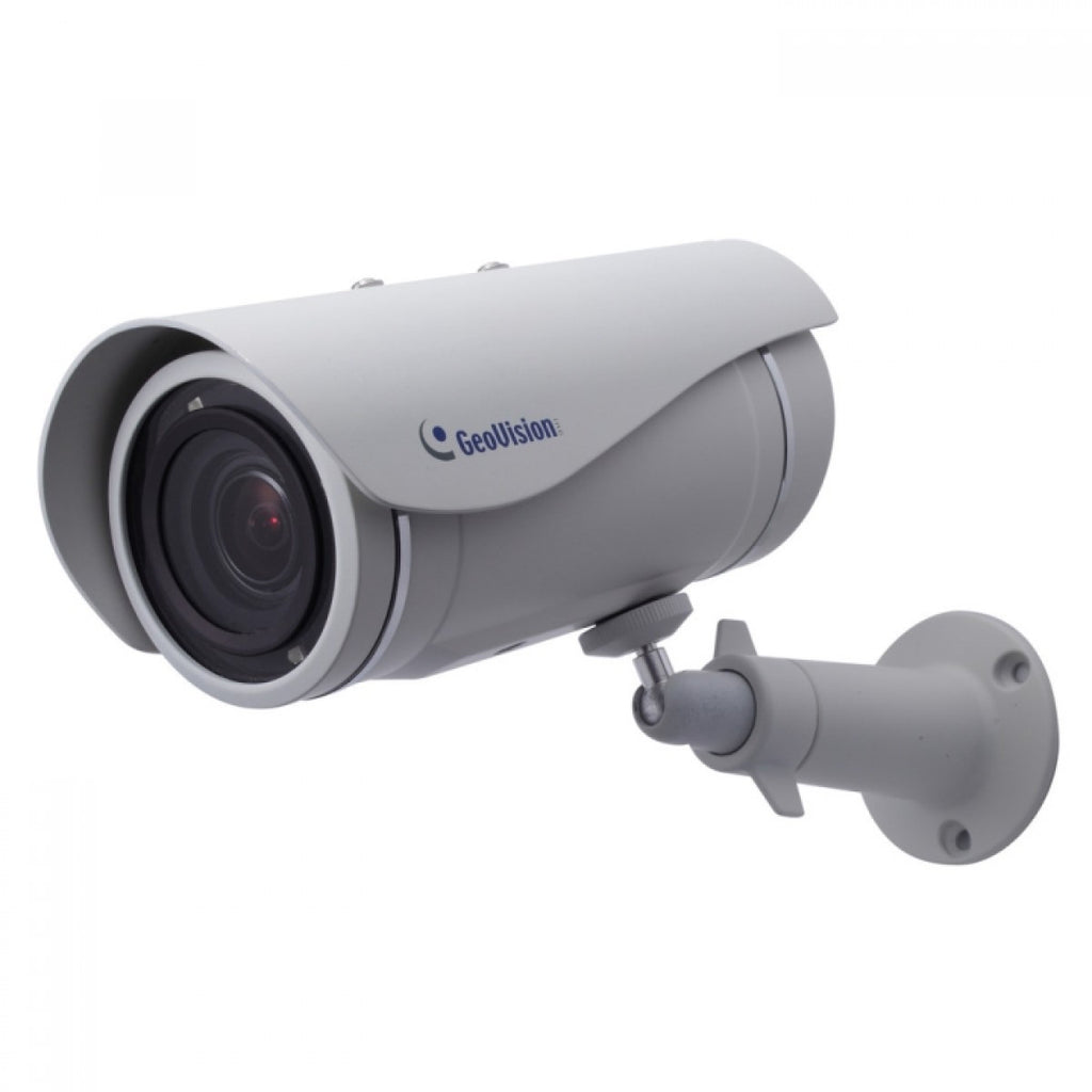 GeoVision GV-UBL1301-1F 1.3 MP Network Camera - Monochrome, Color - M12-mount