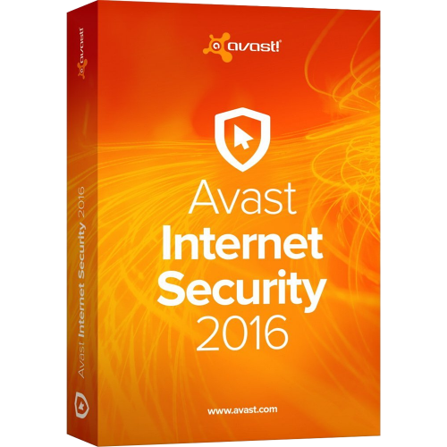 avast! Internet Security 1-Years 1-Users