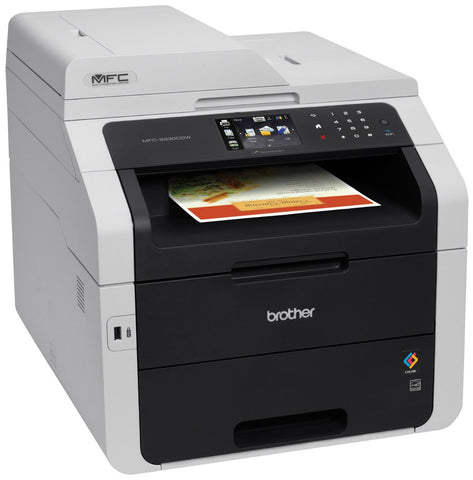 Brother MFC-9330CDW LED Multifunction Printer - Color