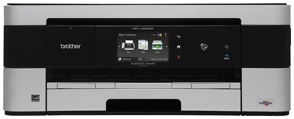Brother Business Smart MFC-J4620DW Inkjet Multifunction Printer