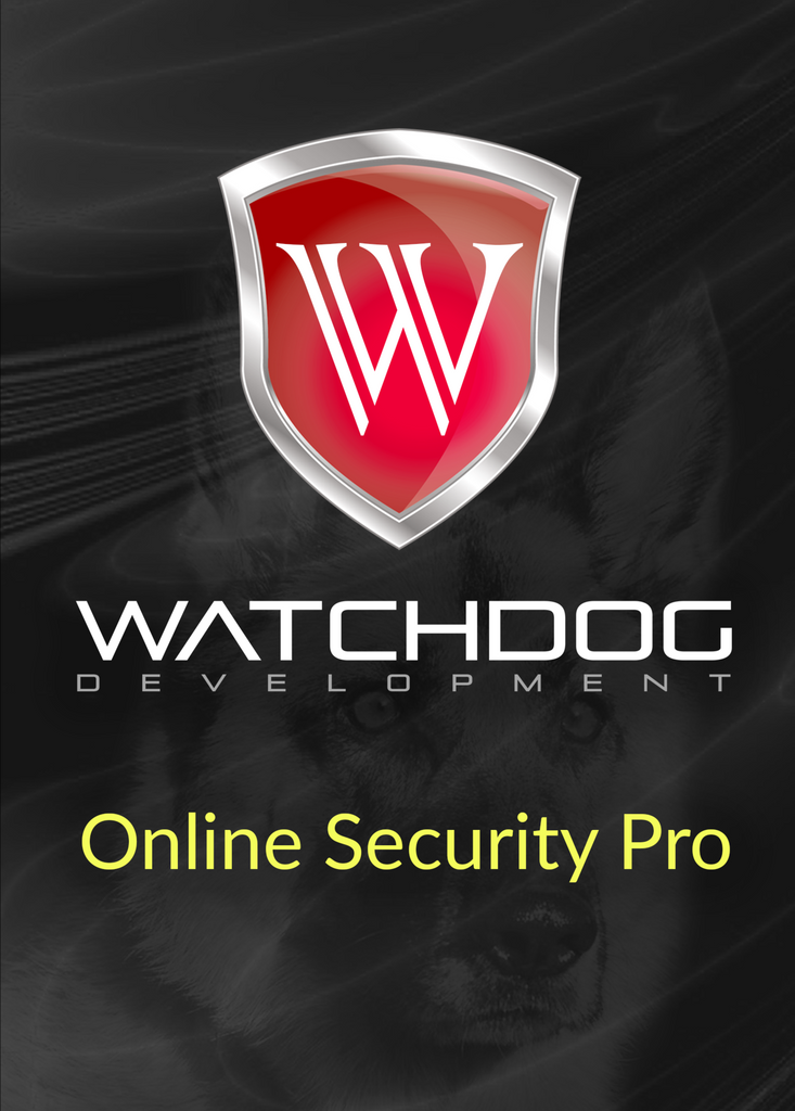 Watchdog Online Security Pro Life of Device-1U Retail ESD