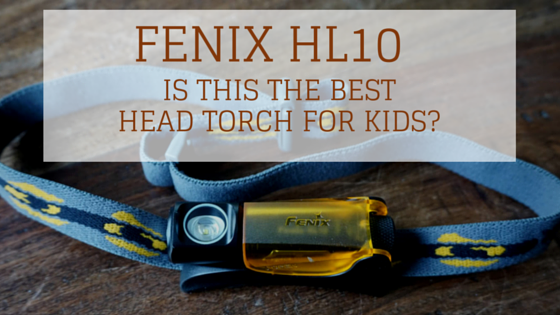 Is this the best head torch for kids? The Fenix HL10