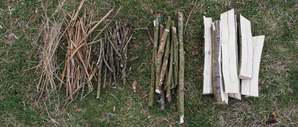 Campfire and bonfire safety best woods