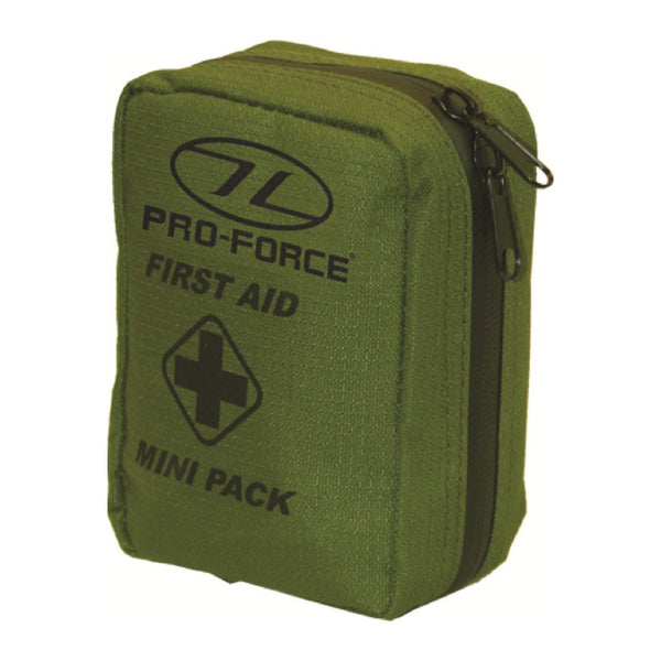 First Aid Kit - Mini Military style - wildchildoutdoor - 1