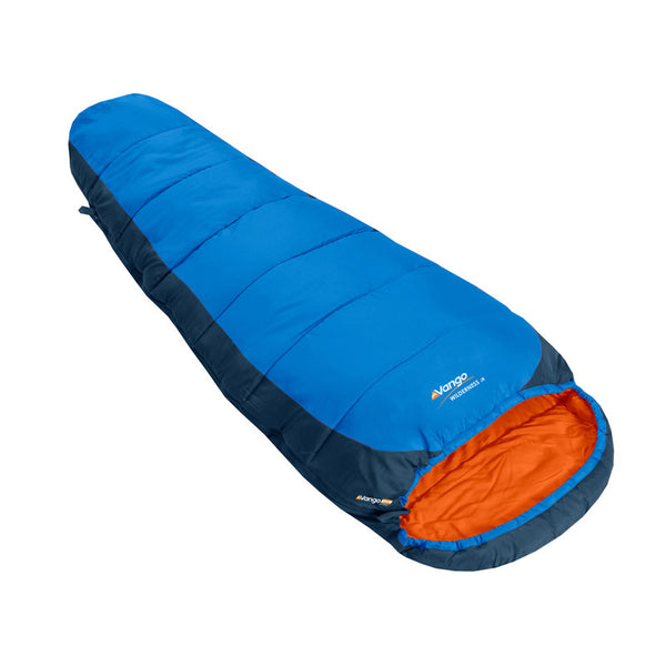 Junior Vango Wilderness 250 Sleeping Bag - wildchildoutdoor