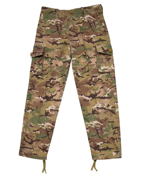 Kids Army Trousers - wildchildoutdoor - 1