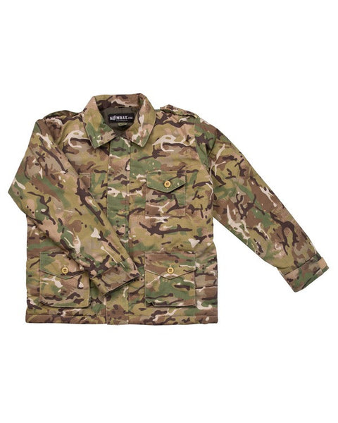 Kids Army Jacket - wildchildoutdoor - 2