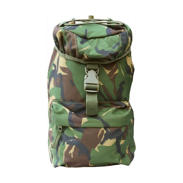 Kids Small Camo Rucksack 15 ltr - wildchildoutdoor - 1