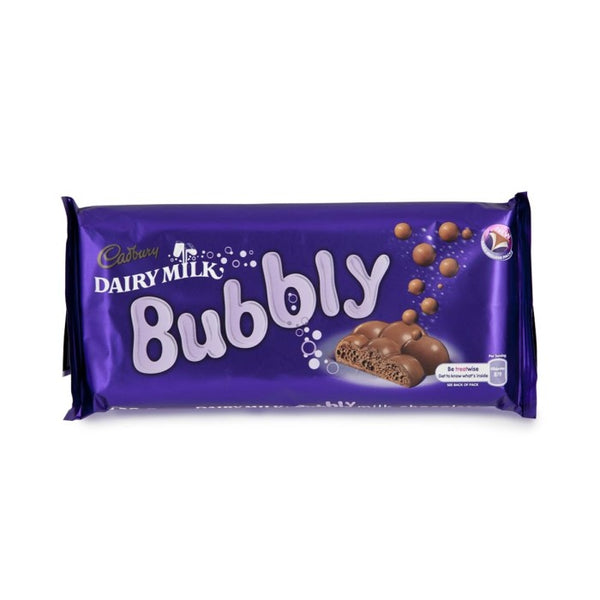 CADBURY - Dairy Milk Bubbly 150g