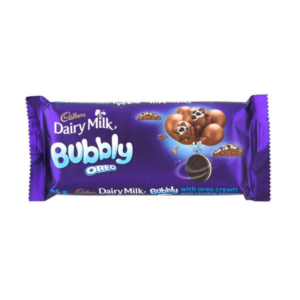 CADBURY - Dairy Milk Bubbly 95g